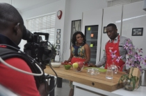 Behind The Scenes (Kitchen): DKS Season 1 (Bad Breath episode)