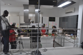 Behind The Scenes (Kitchen): DKS Season 4 (Osteoporosis)
