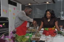 Behind The Scenes (Kitchen): DKS Season 4 (Osteoporosis)
